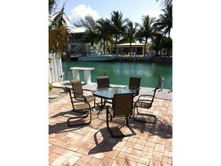 boat dock - Great Summer Rental! 400 4th St. Key Colony Beach - Key Colony Beach - rentals
