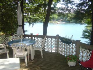 Rose Is cottage in 30,000 Islands of Georgian Bay - Parry Sound vacation rentals