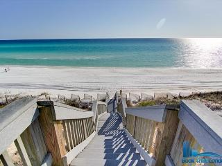 Tranquility on the Beach-Beach Front Condo-HEATED POOL!  Book Today - Seacrest vacation rentals