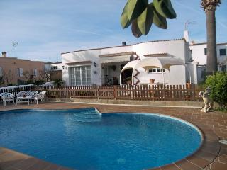 Beautiful 3 bedroom Ciudadela House with A/C - Ciudadela vacation rentals