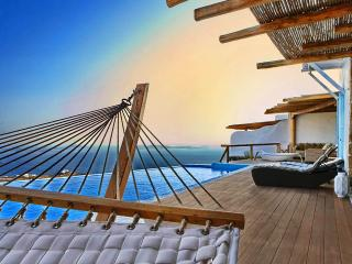 Blue Villas | Urania | Breathtaking view and style - Mykonos Town vacation rentals
