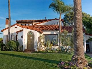 Spanish Retreat Redondo Beach, offers fabulous ocean views, hot tub and garden - Palos Verdes Estates vacation rentals