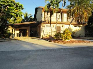 30 night minimum stay requirement.  Waterfront Escape - 3 Bedroom House on Ca - Little Torch Key vacation rentals
