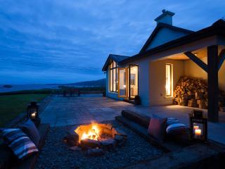 Luxury 5-star lodge in Connemara, Galway, Ireland. - Clonbur vacation rentals