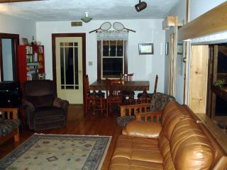 Private 40 Ac., Views, Spa, Pets OK, Pond, Sauna - Chassell vacation rentals