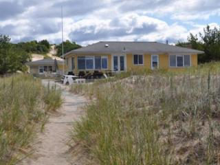Cathead Bay Sand Castle in Northport, gorgeous beach house, bring your sand toys - Northport vacation rentals