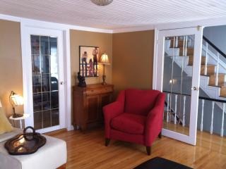 Downtown Living in an Authentic Row House! - Saint John's vacation rentals