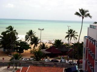 Beachfront apartment with stunning ocean views - Joao Pessoa vacation rentals