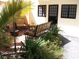 Friendly apt outside sitting area 2 blocks center - Tlaquepaque vacation rentals