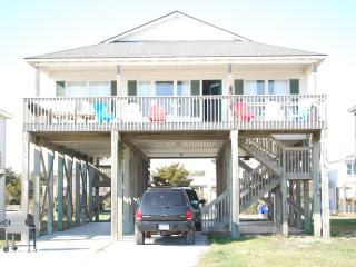 Beach House steps to sandy toes! - Southport vacation rentals