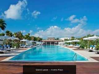 Grand Luxxe Riviera Maya Mexico or Nuevo Vallarta - Golf Free - Akumal vacation rentals