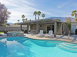 Modern Desert Zen - Image 1 - Palm Springs - rentals