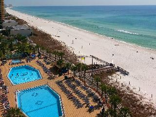 Fabulous sweeping Beachfront and Poolfront Views at The Summit - Panama City Beach vacation rentals
