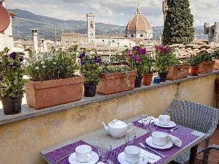 Panoramic view on the center of Florence - Florence vacation rentals