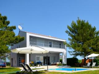 Intimate villa with pool just 180 sqm from the sea - Zadar County vacation rentals