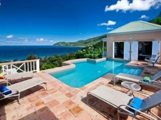 Scenic 3 Bedroom Villa on Tortola's West End - Tortola vacation rentals