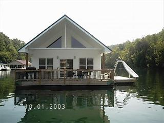 4 Bed 2 Bath Floating Home on Norris Lake - La Follette vacation rentals