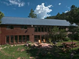 Phenomenal Eco-Friendly 5BR Lodge Bordering Forest - Manitou Springs vacation rentals