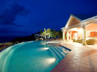 Seabird Villa MontJean - 3 Bedrooms Deluxe Villa with dramatic eastern AND western view - Saint Barthelemy vacation rentals