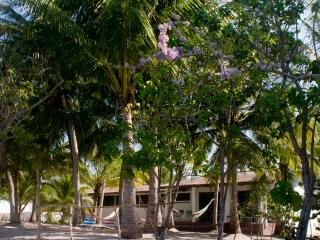 Caribbean 2 Family Oceanfront Private Beach Home - Sucre Department vacation rentals