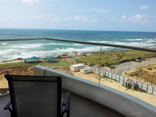 Luxury Apt + SeaView +Private Beach - Israel vacation rentals
