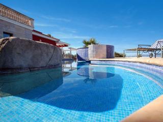 Fantastic villa with panoramic sea views - Arta vacation rentals