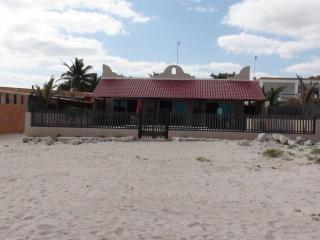 Tortugas - Beautiful Beach Casa - Chelem, Yucatan - Chelem vacation rentals