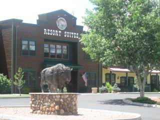 Bison Ranch Bison Suites Arizona Vacation Condo - Overgaard vacation rentals
