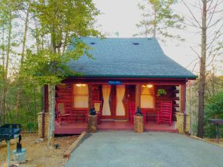 CHARMING LOG CABIN WITH 2 MASTER SUITES-LOCATION!! - Gatlinburg vacation rentals