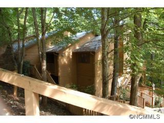 Front of Townhouse - Mountain Retreat in Beautiful Rumbling Bald Resort - Lake Lure - rentals