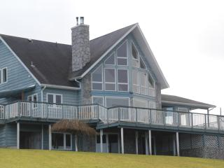 Azure Blue Beach House ~*~ Near By Telegraph Cove - Port McNeill vacation rentals
