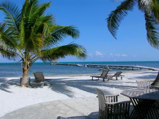 2 bedroom condo with loft on private beach! -A4 - San Pedro vacation rentals