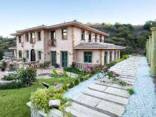 Malibu Private Gated  Italian Tuscany Villa w/View - Malibu vacation rentals