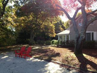 Private Lakefront Property, 1.2m from Ocean - Centerville vacation rentals