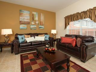 4BR/3BA Paradise Palms townhome with private pool 3081 Beach Palm - Four Corners vacation rentals