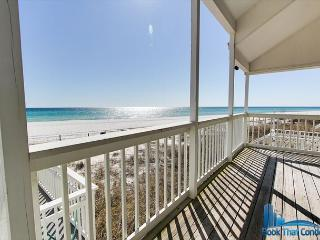 Sandy Toes-Gorgeous 3 Bedroom Beach Front Condo-Minutes to Pier Park! - Panama City Beach vacation rentals