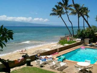 2-BR with Amazing Ocean Views and Private Beach - Lahaina vacation rentals