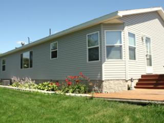 Capital Cove Cabin - Family Friendly Midwest Cabin - Lake Benton - rentals
