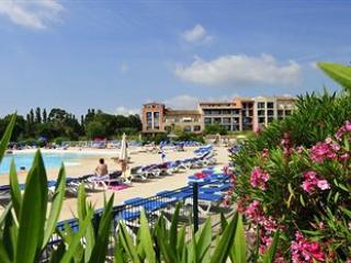 Pet-Friendly 2 Bedroom Apartment with Lagoon Pool, Near the Sea - Gassin vacation rentals