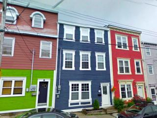 3 Bedroom Apt, top 2 floors of a house in the heart of Downtown St. John's - Newfoundland and Labrador vacation rentals
