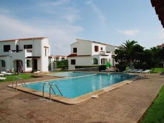 Bright House in Cala'n Forcat with Shared Outdoor Pool, sleeps 6 - Cala'n Forcat vacation rentals