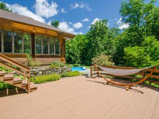 Secluded, Spectacular House with Mount Ascutney Vi - Perkinsville vacation rentals