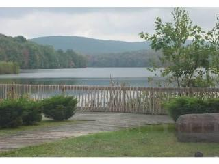 Lake 2 bedrm Condo Quail Hollow Drums Poconos, PA - Drums vacation rentals