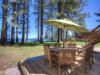 Lake Views From Every Window, Private Beach, Big Y - South Lake Tahoe vacation rentals