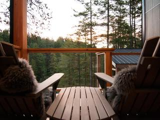 Waterfront Suites high in the Tree Tops of Secret - Roberts Creek vacation rentals