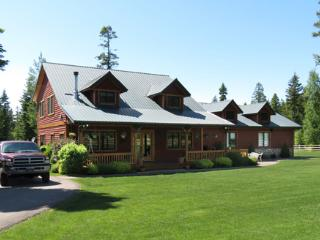 Cougar Trail Ranch, Flatheads Family Reunion Spot. - Somers vacation rentals