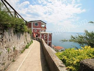 Nice House with Deck and Internet Access - Praiano vacation rentals