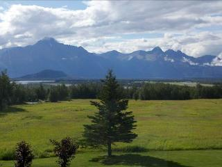 Unique Alaskan Lodge with Breathtaking Views! - Palmer vacation rentals
