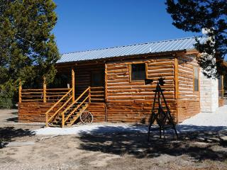Dream Away Cabin, Log home, 2BR/2BA, Canyon Lake - Canyon Lake vacation rentals