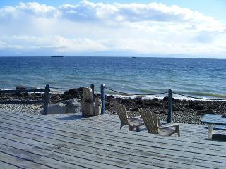 Island Vista Cottage: beach, hot tub, sunsets! - Sechelt vacation rentals